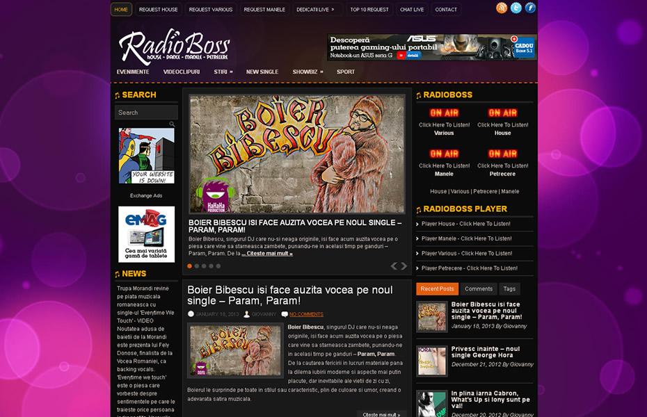 Radio BOSS
